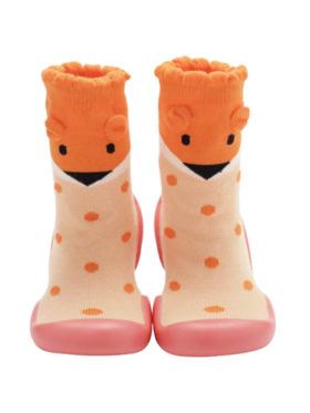 Little Steps Walking Shoes in Fox