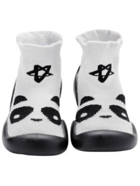 Little Steps Walking Shoes in Panda