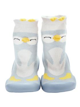 Little Steps Walking Shoes in Penguin