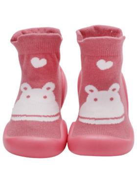 Little Steps Walking Shoes in Hippo