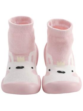 Little Steps Walking Shoes in Rabbit