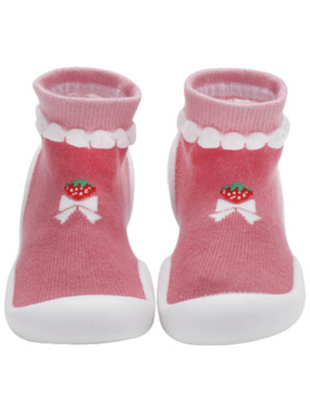 Little Steps Walking Shoes in Ribbon