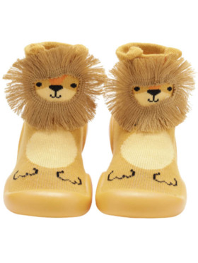 Little Steps Walking Shoes in Lion
