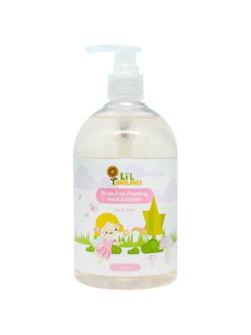 Lil Sunflower Foaming Hand Sanitizer Pixie Pink (500ml)