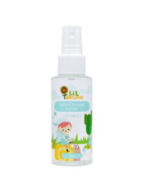 Lil Sunflower Hand & Surface Sanitizer Cotton Elf (100ml)