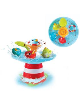 Yookidoo Magical Duck Race Baby Bath Toy