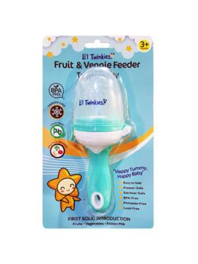 Li'l Twinkies Milk, Fruit & Veggie Feeder / Teether / Pacifier