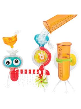 Yookidoo Spin N' Sprinkle - Bath Toy Water Lab
