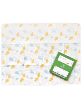 Swaddies PH Fruits Sitch-free Water-Absorbent Bedmat