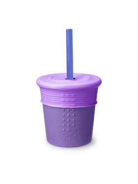 GoSili Silikids Siliskin Straw Cup (8oz)