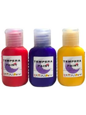 LunaLoveMNL Washable Tempera Paint - Primary Colors 30ml (Set of 3)