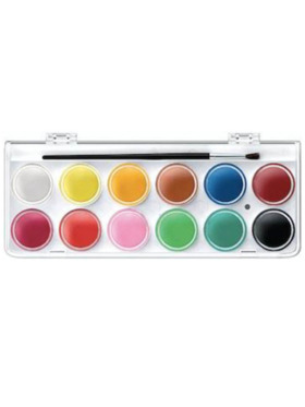 Simbalion Watercolor Cakes (Set of 12)