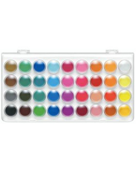 Simbalion Watercolor Cakes (Set of 36)