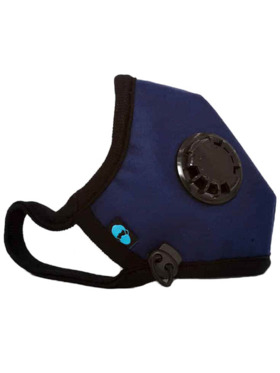 Cambridge Mask Co. Admiral N99 Washable Reusable With Air Valve Face Mask