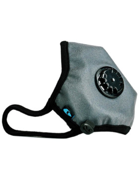 Cambridge Mask Co. Dorian N99 Washable Reusable With Air Valve Face Mask