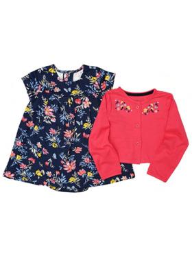 Little Tots PH 2 in 1 Blazer Floral Dress