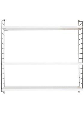 Plex 3 Level Shelf System