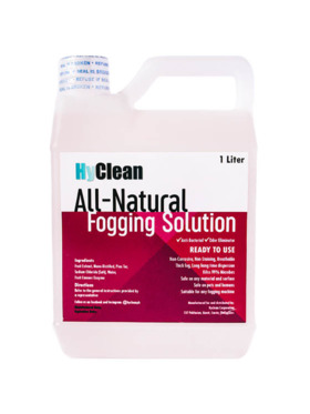 HYCLEAN All-Natural Fogging Solution (1L)