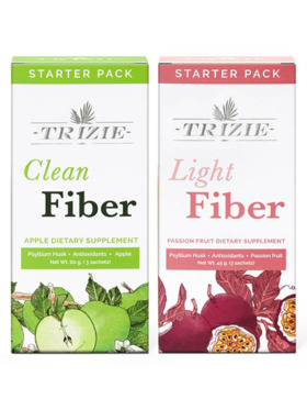 TRIZIE Discovery Starter Duo - 6 days (6 sachets)