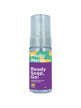 True Protect Fruity Melon Ready Soap, Go!
