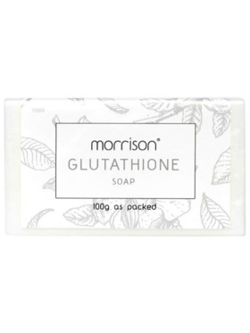 Morrison Premium Glutathione Soap (100g)