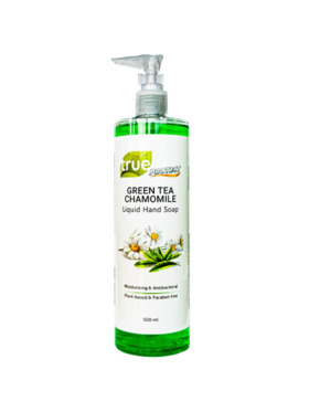 True Protect Green Tea Chamomile Liquid Hand Soap (500ml)