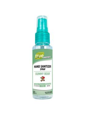 True Protect Gummy Bear Hand Sanitizing Spray