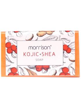 Morrison Premium Kojic+Shea Soap (100g)