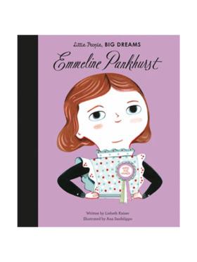 Little People, Big Dreams Life of Emmeline Pankhurst