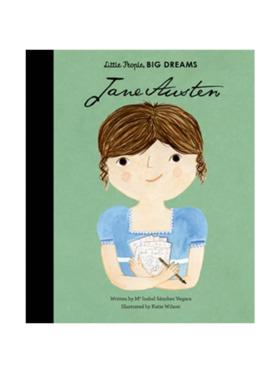 Little People, Big Dreams Life of Jane Austen