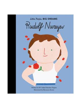 Little People, Big Dreams Life of Rudolf Nureyev