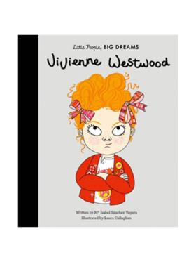Little People, Big Dreams Life of Vivienne Westwood