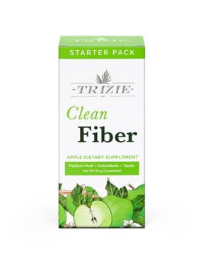 TRIZIE Clean Fiber 3 Day Starter Pack