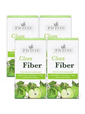 TRIZIE Clean Fiber 4 Week Pack (28 sachets)