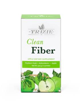 TRIZIE Clean Fiber 7 Day Pack