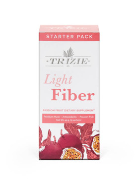 TRIZIE Light Fiber 3 Day Starter Pack
