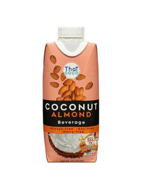 Thai Coco Almond Coconut Beverage (330ml)