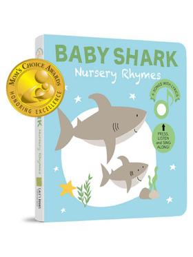 Cali's Book Baby Shark Nursery Rhymes Musical Book