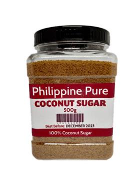 Philippine Pure Coconut Sugar (500g)