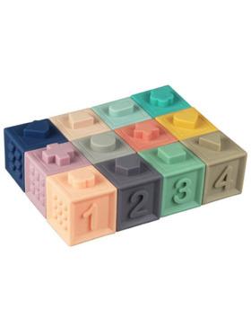 Lulubaby Educational Soft Blocks