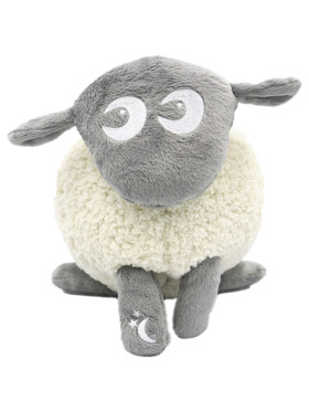 SweetDreamers Ewan Deluxe Shushing Sleep Sheep Noise Machine