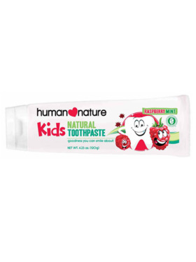 Human Nature Natural Kids Toothpaste (120g)