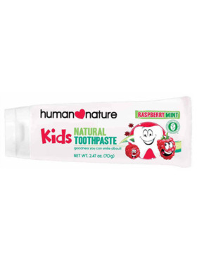 Human Nature Natural Kids Toothpaste (70g)