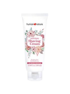 Human Nature Natural Shaving Cream For Women (100ml)