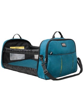 Bizzi Growin POD Baby Travel Bag and Cot (Classic)