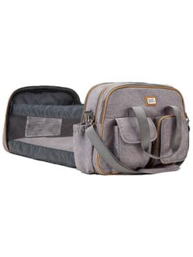 Bizzi Growin POD Baby Travel Bag and Cot (New)
