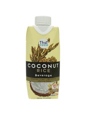 Thai Coco Rice Coconut Beverage (330ml)