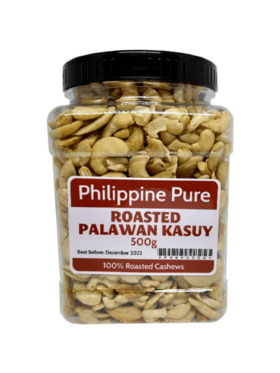 Philippine Pure Roasted Palawan Kasuy (500g)