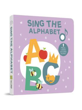 Cali's Book Sing the Alphabet Musical Book