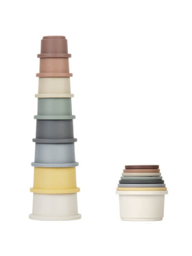 Lulubaby Stackable Baby Cups